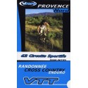 Achat Guide VTT Provence Nord, 62 circuits sportifs - Vtopo