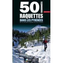 Achat Topo raquettes - 50 randonnées à raquettes dans les Pyrénées - Randoéditions