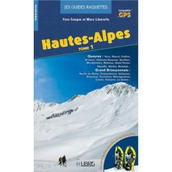 Achat Topo raquettes - Hautes-Alpes - Tome 1, Queyras, Grand Briançonnais sud, Grand Briançonnais nord - Libris