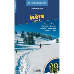 Achat Topo raquettes - Isère - Vercors, Matheysine, Taillefer, Valbonnais, Beaumont , Valgaudemar, Dévoluy - Libris