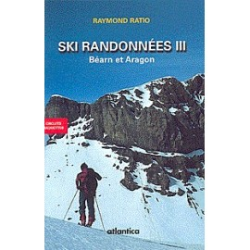 Achat Topo ski randonnées III, Béarn et Aragon - Atlantica