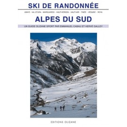 Ski de randonnée Alpes du Sud - Olizane