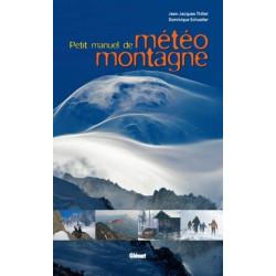 Achat Petit manuel de météo montagne - Glénat