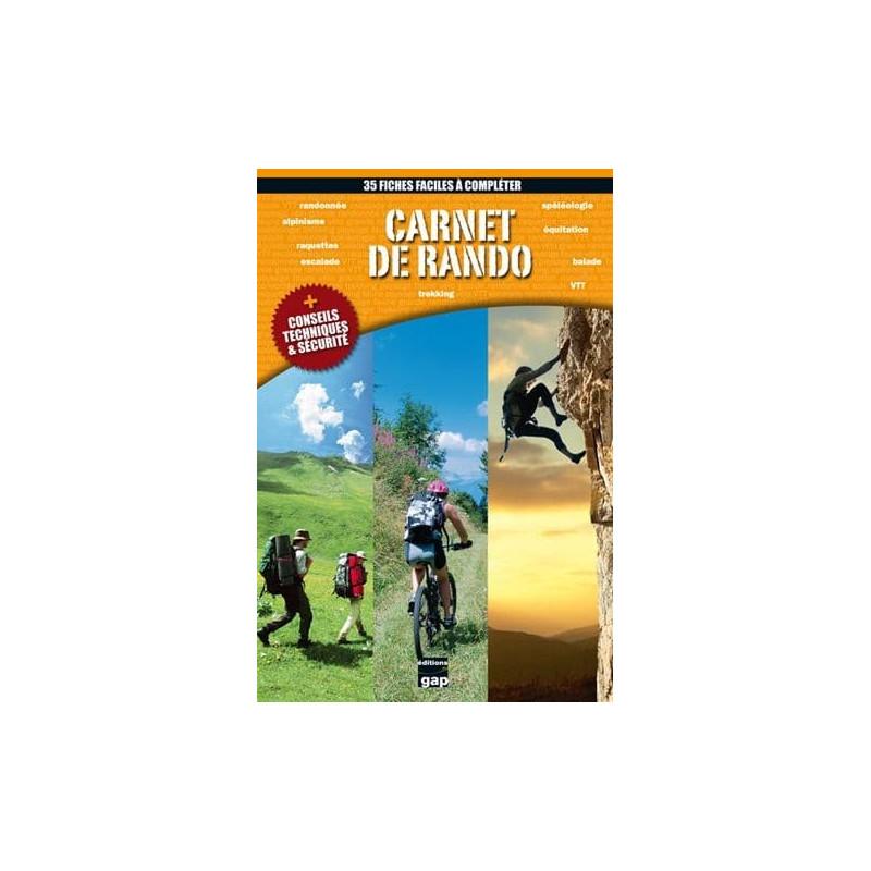 Guide technique - Carnet de rando - Gap