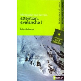 Achat Attention, avalanche ! - Nathan