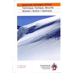Achat Sports de montagne d'hiver - Club Alpin Suisse
