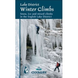 Achat Guide technique - Lake District Winter Climbs - Cicerone