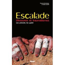 Achat Guide technique - Escalade, blessures et traumatismes - Glénat