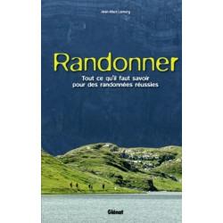 Achat guide pratique Randonner - Glénat