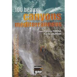 100 beaux canyons méditerranéens - Gap