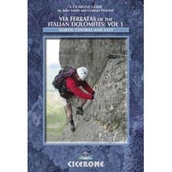 Via Ferratas of the Italian Dolomites, Vol 1 - Cicerone