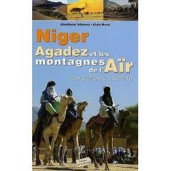 Guide trek - Niger, Agadez et les montagnes de l'Aïr, aux portes du Sahara - La Boussole