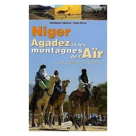 Achat Guide trek - Niger, Agadez et les montagnes de l'Aïr, aux portes du Sahara - La Boussole