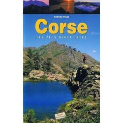 Guide trek - Corse, les plus beaux treks - La Boussole
