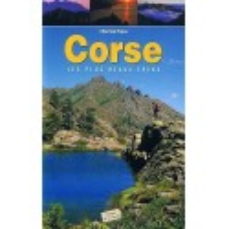 Achat Guide trek - Corse, les plus beaux treks - La Boussole