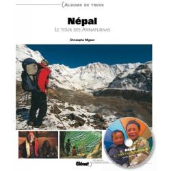 Achat Guide trek - Népal Le tour des Annapurnas - Glénat