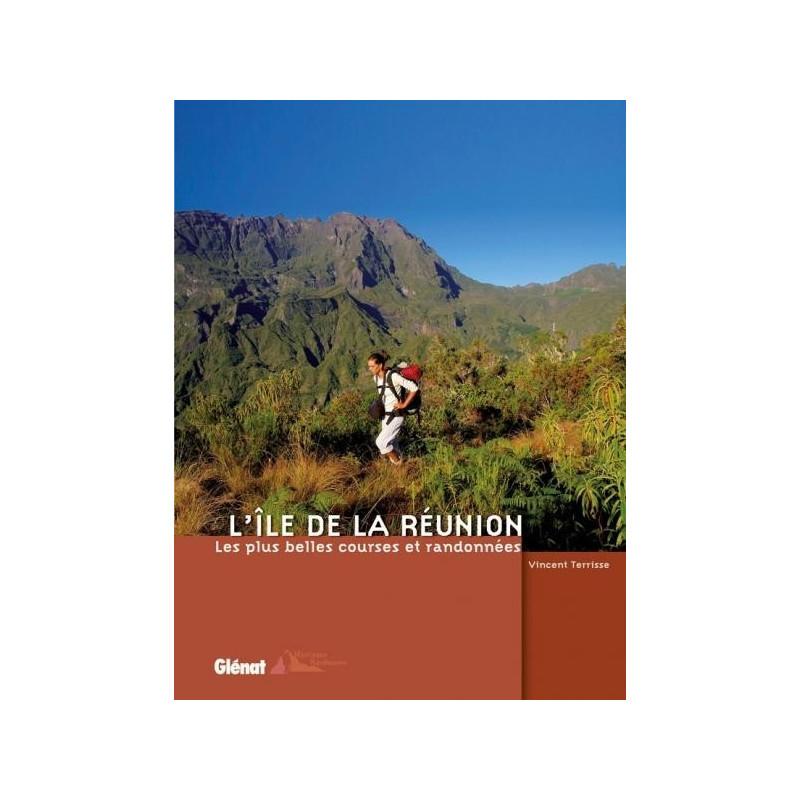 Achat Guide trek - L'île de la Réunion - Glénat