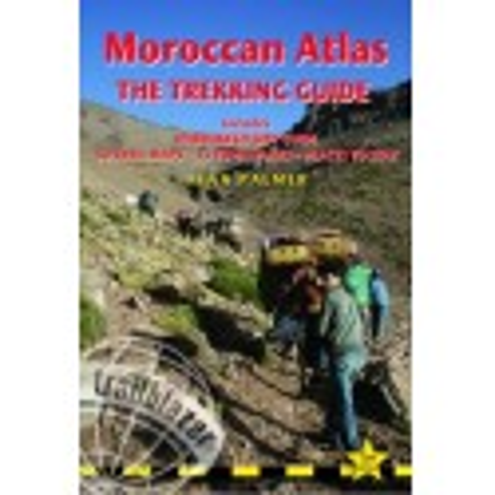 Achat Guide trek - Moroccan Atlas,  the Trekking Guide - Trailblazer