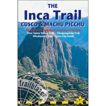 Achat Guide trek - Inca trail Cusco Machu Picchu - Trailblazer