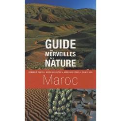 Achat Guide trek - Guide des merveilles de la nature, Maroc  - Arthaud