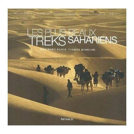 Achat Guide trek - Les plus beaux treks sahariens - Arthaud