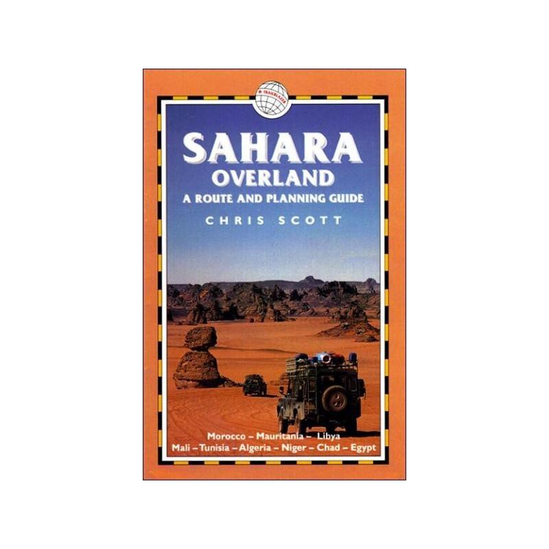 Achat Guide trek - Sahara Overland - Trailblazer