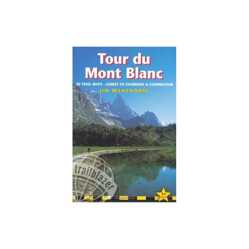 Achat Guide trek - Tour du Mont-Blanc - Trailblazer