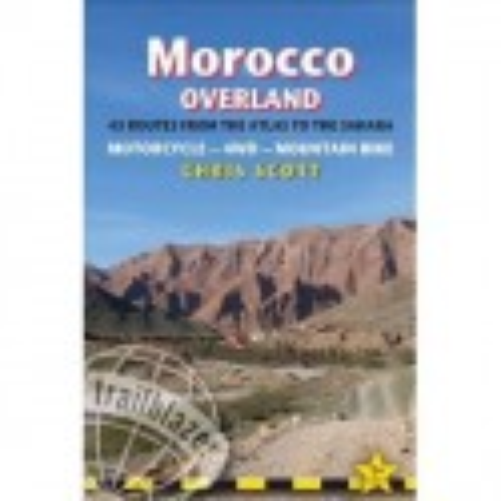 Achat Guide trek - Morocco overland - Trailblazer