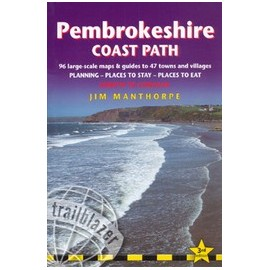 Achat Guide trek - Pembrokeshire Coast Path - Trailblazer