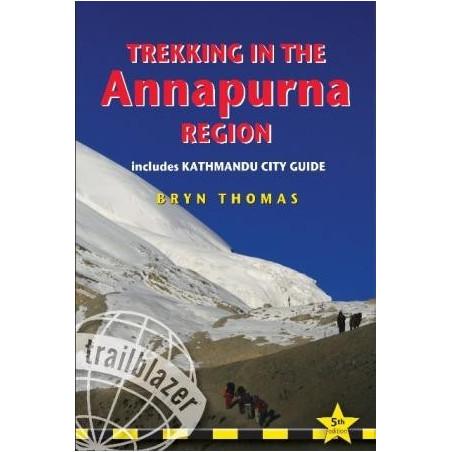 Achat Trekking in the Annapurna - Trailblazer