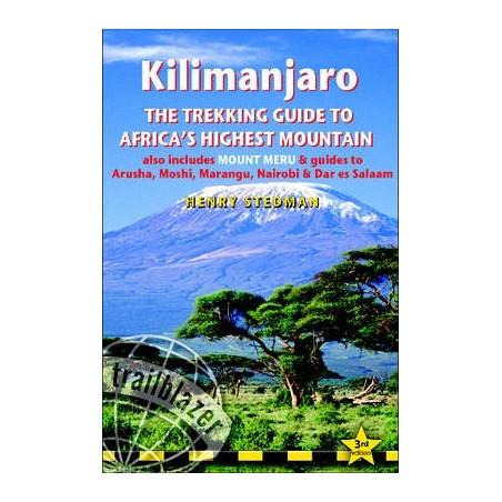 Achat Kilimandjaro trekking guide - Trailblazer